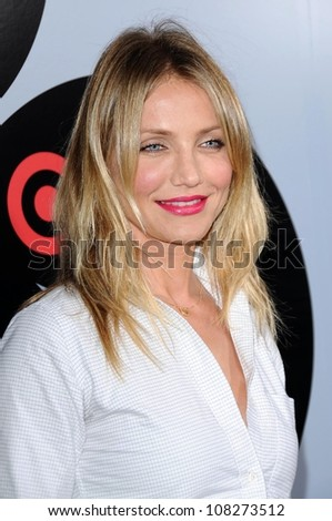 Cameron Diaz  at AFI Night at the Movies presented by Target. Arclight Theater, Hollywood, CA. 10-01-08