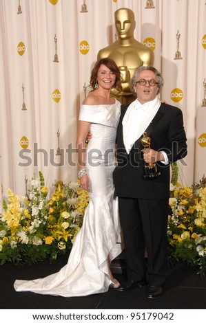 Cameron Diaz & George Miller at the 79th Annual Academy Awards at the Kodak Theatre, Hollywood. February 26, 2007  Los Angeles, CA Picture: Paul Smith / Featureflash