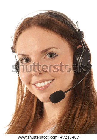 Can I help you? - stock photo