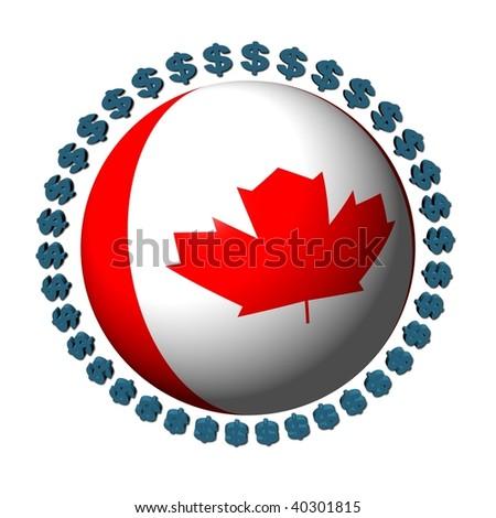 Canadian Dollar Stock Symbol Dubbed Deutsch