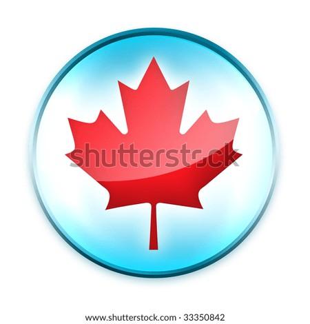 Canadian Symbol Maple Leaf Stock Illustration 33350842 Shutterstock