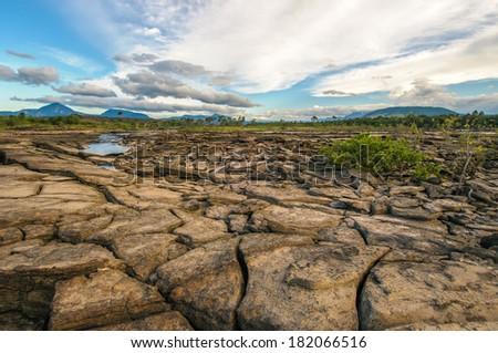 Canaima National Park, Venezuela - stock photo