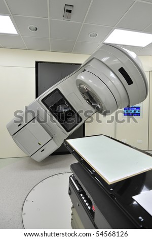 Cancer Radiotherapy - stock photo