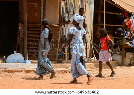 Guinea-Bissau Dress