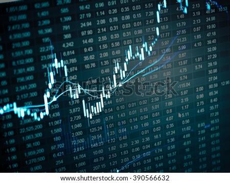Candle stick graph chart of stock market investment trading.Forex graph, forex trading, forex chart, forex market, forex icon, forex logo, forex background, forex education, work for trading&analysis - stock photo