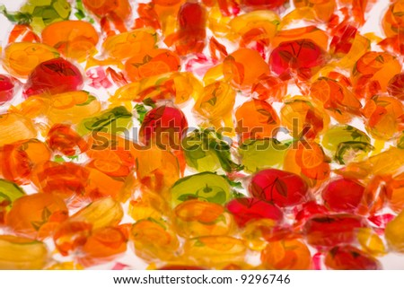 Candys - stock photo