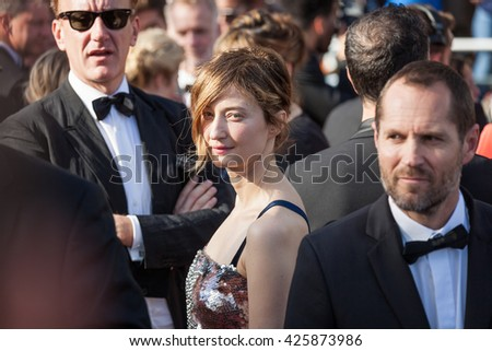 Cannes, France - 20 MAY 2016 -  Alba Rohrwacher attend 'The Last Face' Premiere during the 69th annual Cannes Film Festival