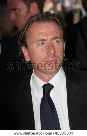 CANNES, FRANCE - MAY 24: British actor  Tim Roth attends the 'Marie Antoinette' premiere at the Palais des Festivals during the 59th International Cannes Film Festival May 24, 2006 in Cannes, France