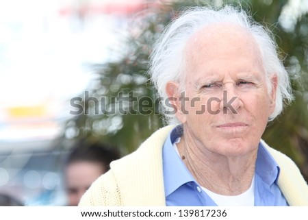 CANNES, FRANCE - MAY 23: Bruce Dern  attends the Photocall for 'Nebraska' during The 66th Annual Cannes Film Festival at the Palais des Festival on May 23, 2013 in Cannes, France.
