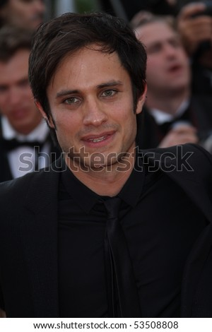CANNES, FRANCE - MAY 18: Gael Garcia Bernal attends the 'Of Gods and Men' Premiere held at the Palais des Festivals during the 63rd Cannes Film Festival on May 18, 2010 in Cannes, France