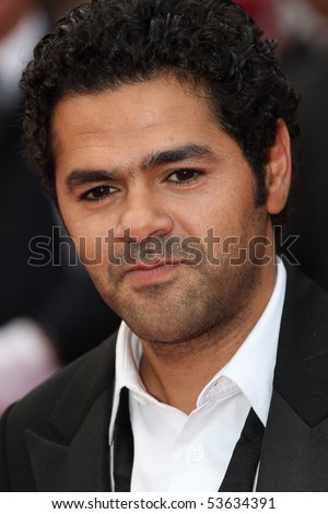 CANNES, FRANCE - MAY 21: Jamel Debbouze attends the 'Outside the Law' premiere at the Palais des Festivals during the 63rd  Cannes Film Festival on May 21, 2010 in Cannes, France