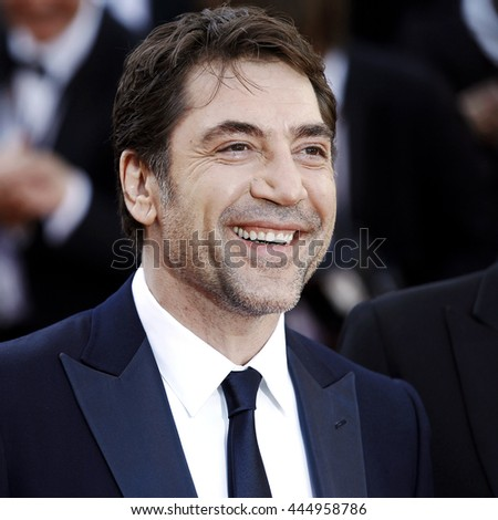 CANNES, FRANCE - MAY 20: Javier Bardem  attends  'The Last Face' Premiere during the 69th Cannes Film Festival on May 20, 2016 in Cannes, France.