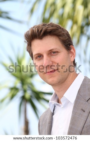CANNES, FRANCE - MAY 26:  Jeff Nichols attends 'Mud' Photocall during the 65th Annual Cannes Film Festival at Palais des Festivals on May 26, 2012 in Cannes, France.