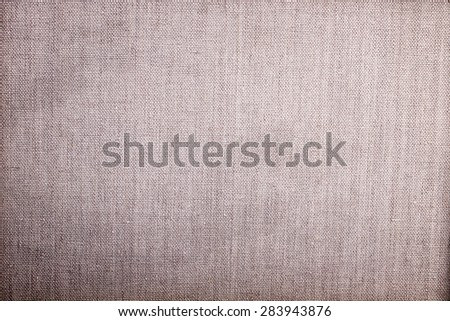 canvas background texture textile material - stock photo