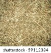 canvas beige texture  (see big collection fabric) - stock photo