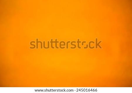 Canvas orange blur pattern background - stock photo