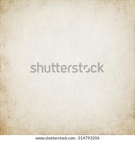 canvas texture background old paper parchment - stock photo
