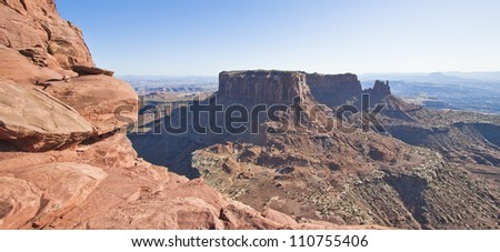 Canyonlands National Park Rock Formations