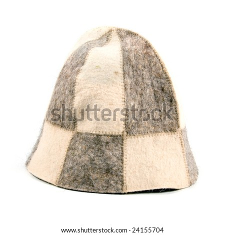 cap isolated on a white background