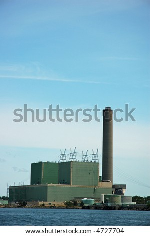 Cape Cod Power Plant in Sandwich, MA