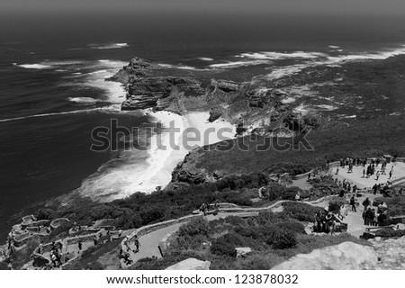 Cape of Good Hope - stock photo