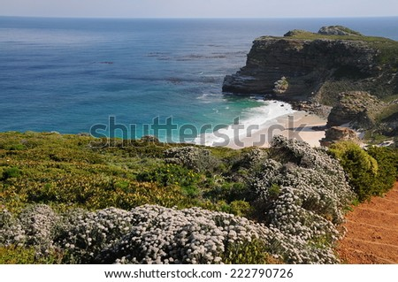 Cape of the Good Hope, South Africa - stock photo