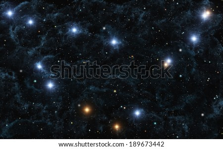 Capricorn - stock photo