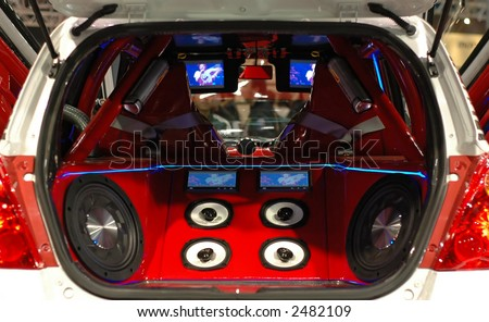 Car Sound System Stock Images, Royalty-Free Images ...