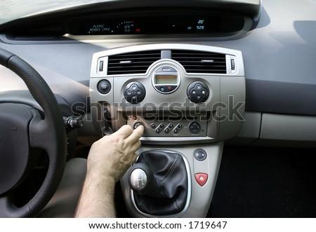 Car board - stock photo