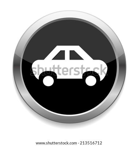 car button - stock photo