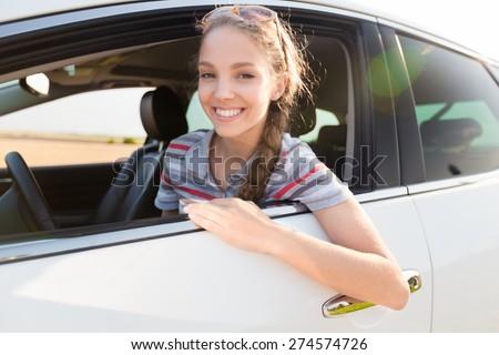 Car, Insurance, Driving. - stock photo
