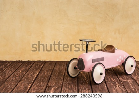 Car trip. Summer vacation and travel concept - stock photo