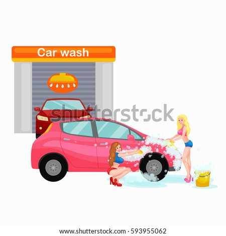 Car Wash Is An Automobile Special Services