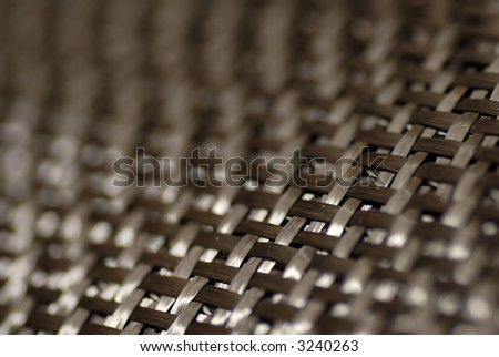 carbon fiber pattern - stock photo