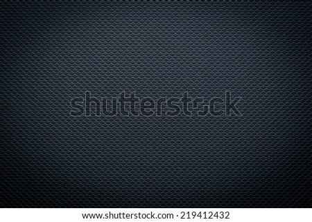 carbon metallic texture background - stock photo