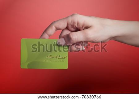 card - stock photo