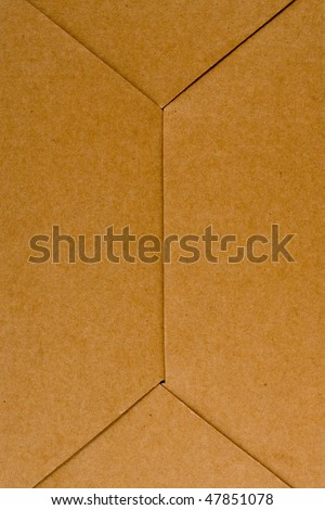 cardboard box for background