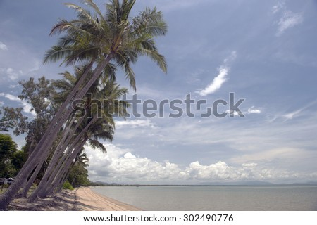 Cardwell, the Great Barrier Reef, Queensland, Australia -2 - stock photo