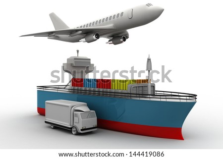 cargo liner freight Ship