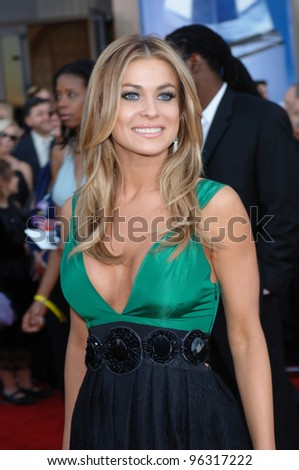 CARMEN ELECTRA at the 2005 American Music Awards in Los Angeles. November 22, 2005; Los Angeles, CA:    Paul Smith / Featureflash