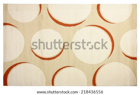 carpet of modern designv - stock photo