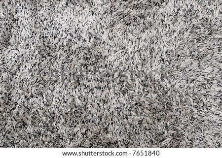 carpet rug texture wide shot - stock photo