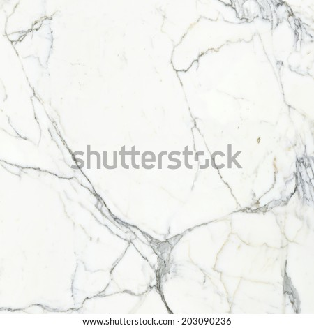 Carrara marble. Marble texture. White stone background. Bianco Venatino Marble. Quality stone texture. High resolution. - stock photo