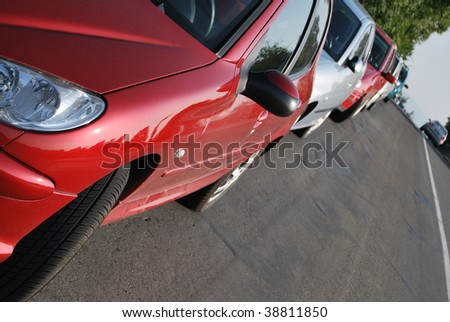 Cars - stock photo
