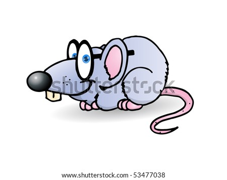 Field mouse eating stock images royalty free images for Field mouse cartoon
