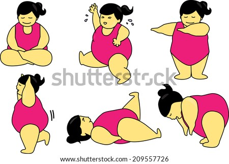 Fat-cartoon Stock Images, Royalty-Free Images & Vectors | Shutterstock