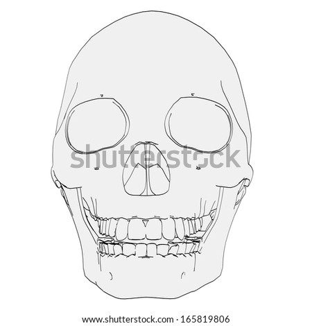 Funny Last Minute Halloween Costumes also Bats Drawing Halloween as well Happy Halloween moreover Skull Art Drawings also Easy Inspirational Things To Draw. on scary ghost halloween makeup