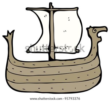 Boat Cartoon Pictures Cartoon Viking Boat