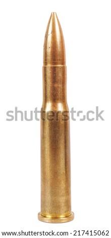 cartridge gun - stock photo