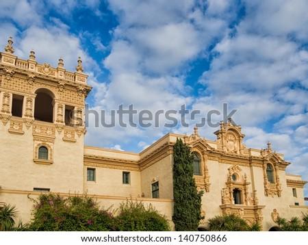 Casa De Balboa - Street View - stock photo